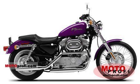 Harley-Davidson Sportster Custom 883 2001 photo