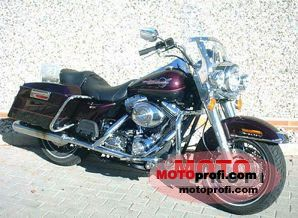 Harley-Davidson FLHRI Road King 2005 photo