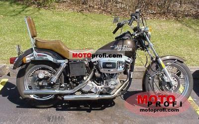 Harley-Davidson FXE/F 1200 Fat Bob 1979 photo