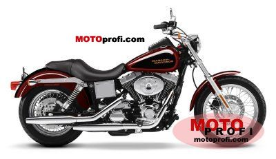 Harley-Davidson FXDL Dyna Low Rider 2002 photo