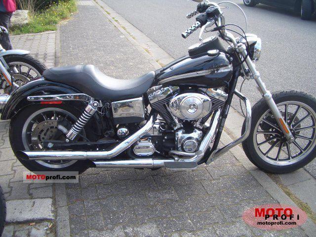 Harley-Davidson FXDL Dyna Low Rider 2003 photo