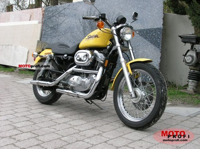 Harley-Davidson Sportster 1200 1999 photo