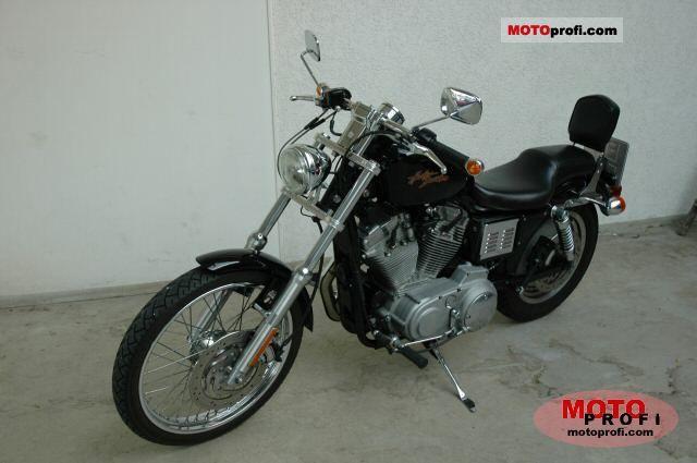 Harley-Davidson Sportster 1200 2001 photo