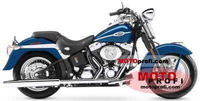 Harley-Davidson FLSTSCI Softail Springer Classic 2005 photo