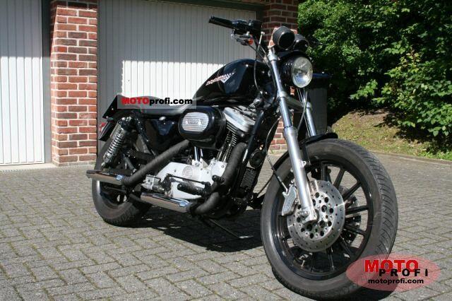 Harley-Davidson 1200 Sportster Sport 1998 photo
