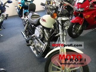 Harley-Davidson Sportster 883 2001 photo
