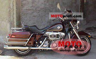 Harley-Davidson FLHTC 1340 Electra GIide Classic 1985 photo