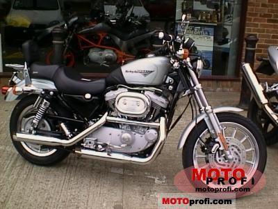 Harley-Davidson XL 1200 S Sportster Sport 2000 photo