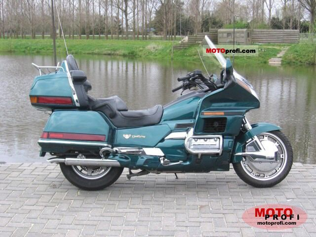 Honda GL 1500 Gold Wing Aspencade 1996 photo