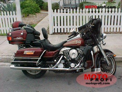 Harley-Davidson 1340 Electra Glide Ultra Classic 1995 photo