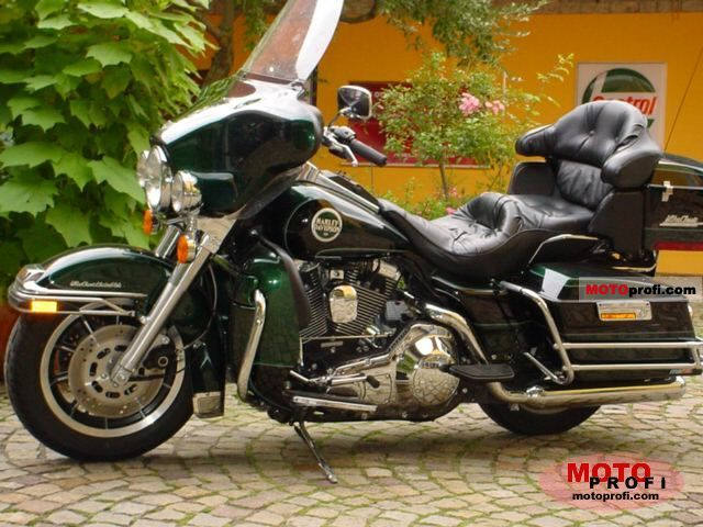 Harley-Davidson Ultra Classic Electra Glide 1996 photo
