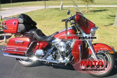 Harley-Davidson Ultra Classic Electra Glide 1998 photo