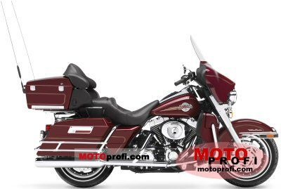 Harley-Davidson FLHTCUI Utra Classic Electra Glide 2005 photo