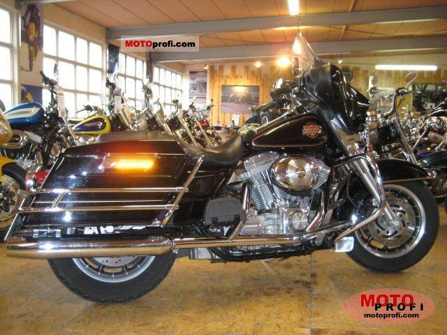 Harley-Davidson FLHT Electra Glide Standard 2000 photo