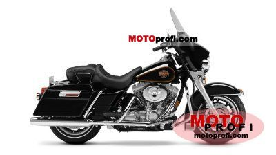 Harley-Davidson FLHT Electra Glide Standard 2002 photo