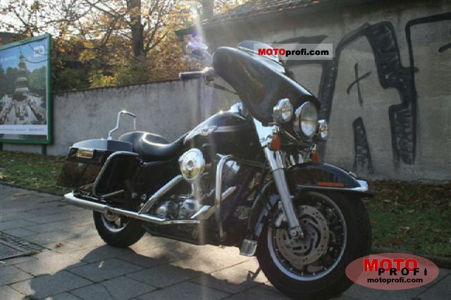Harley-Davidson FLHT Electra Glide Standard 2003 photo