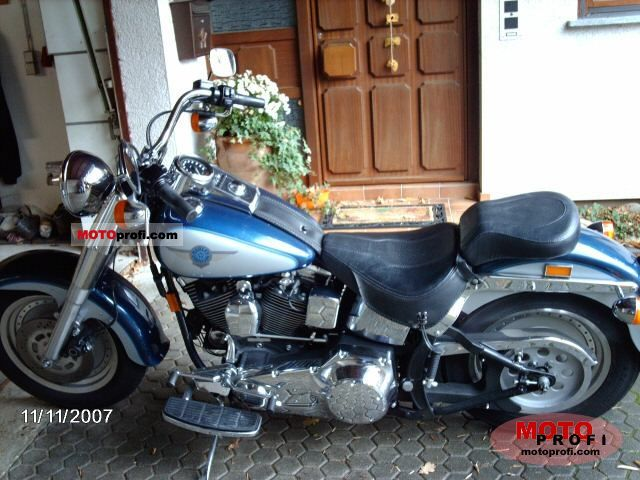 Harley-Davidson FLSTF Fat Boy 1999 photo