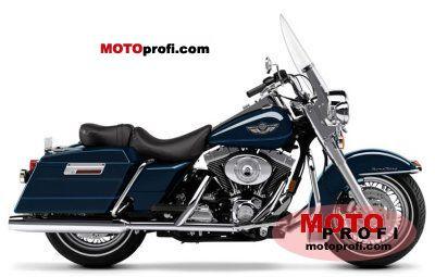 Harley-Davidson FLHR Road King 2003 photo