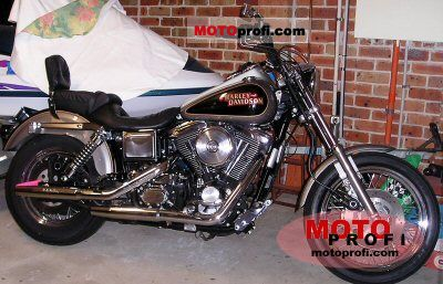 Harley-Davidson Dyna Glide Low Rider 1997 photo