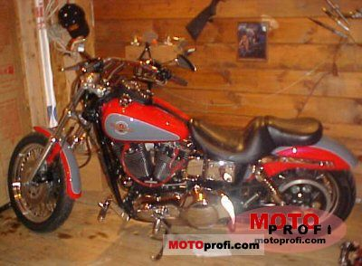 Harley-Davidson Dyna Glide Low Rider 1998 photo