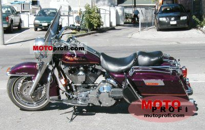 Harley-Davidson Electra Glide Road King 1998 photo