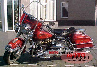 Harley-Davidson FLH 1340 Electra Glide 1981 photo
