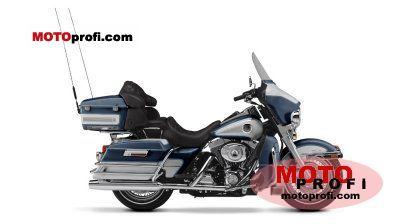 Harley-Davidson FLHTCUI Ultra Classic Electra Glide 2002 photo