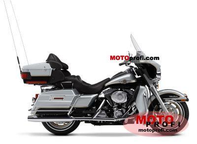 Harley-Davidson FLHTCUI Ultra Classic Electra Glide 2003 photo