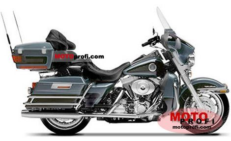 Harley-Davidson Electra Glide Ultra Classic 2001 photo