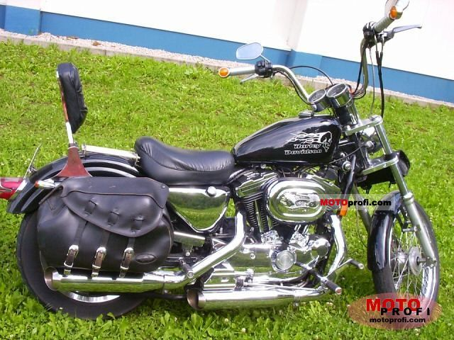Harley-Davidson 1200 Sportster 1998 photo