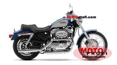 Harley-Davidson XL 1200 C Sportster 1200 Custom 2002 photo