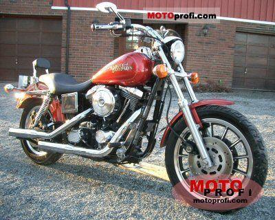 Harley-Davidson Dyna Glide Convertible 1997 photo
