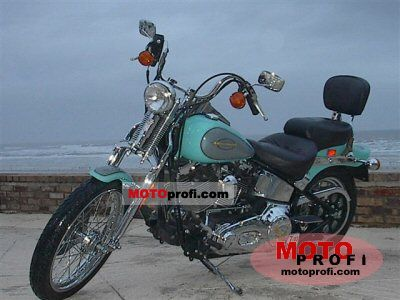 Harley-Davidson FXSTS Springer Softail 2000 photo