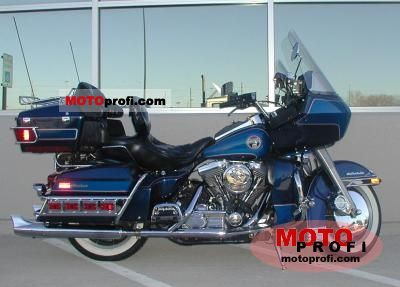 Harley-Davidson Tour Glide Ultra Classic 1992 photo