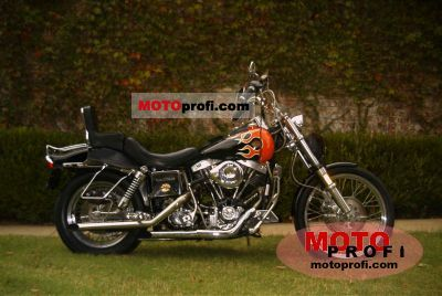 Harley-Davidson FXWG 1340 Wide Glide 1980 photo