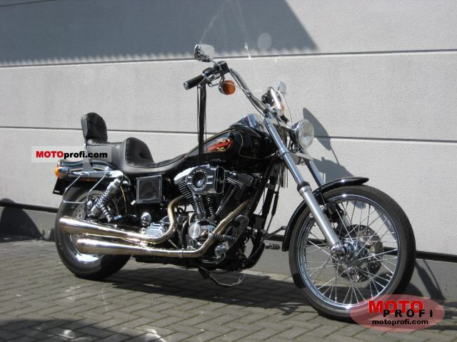 Harley-Davidson Dyna Wide Glide 1997 photo