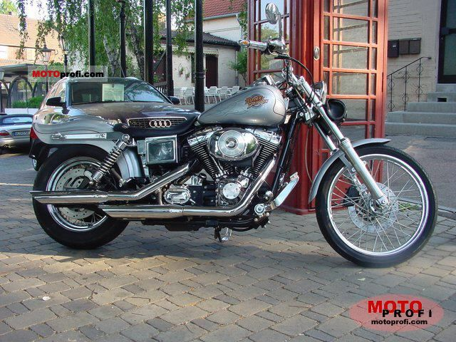 Harley-Davidson Dyna Wide Glide 2001 photo