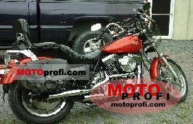 Harley-Davidson FXRS 1340 SP Low Rider Special Edition 1990 photo