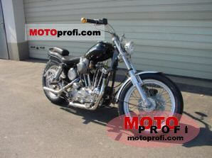 Harley-Davidson XLH 1000 Sportster 1979 photo