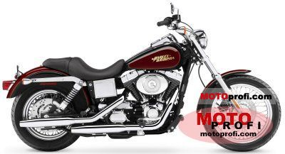Harley-Davidson FXDLI Dyna Glide Low Rider 2005 photo