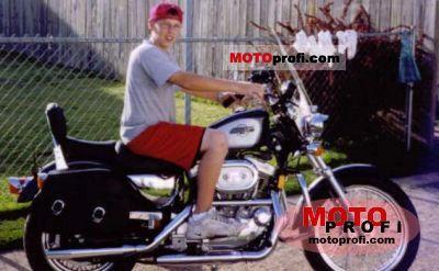 Harley-Davidson XLH Sportster 1200 Sport 1999 photo