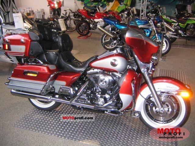 Harley-Davidson FLHTCUI Electra Glide Ultra Classic 1999 photo