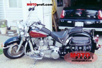Harley-Davidson FLST 1340 Heritage Softail 1987 photo