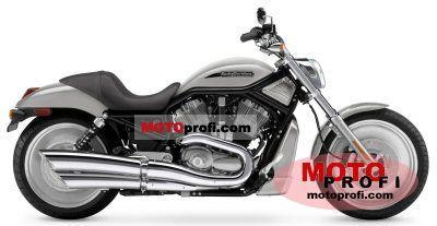 Harley-Davidson VRSCB V-Rod 2004 photo