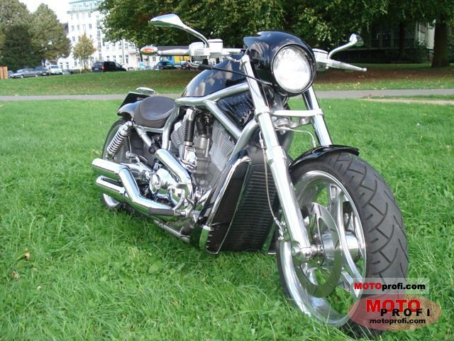 Harley-Davidson VRSCB V-Rod 2005 photo