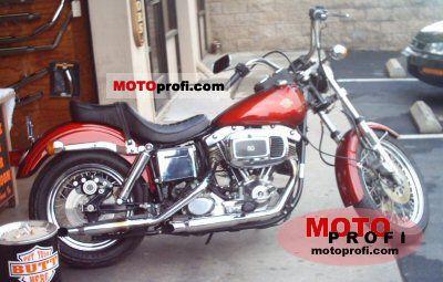 Harley-Davidson FXE/F 1340 Fat Bob 1980 photo