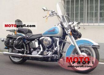 Harley-Davidson Softail Heritage Classic 1998 photo