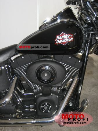 Harley-Davidson FXSTB Night Train 2002 photo