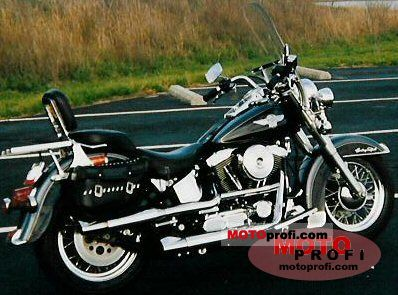 Harley-Davidson 1340 Heritage Softail Special 1995 photo