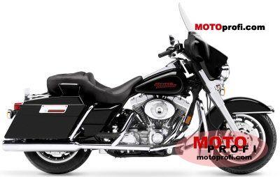 Harley-Davidson FLHTI Electra Glide Standard 2005 photo